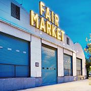 east austin fair market night